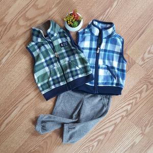 EUC Carters Baby Boy Bundle